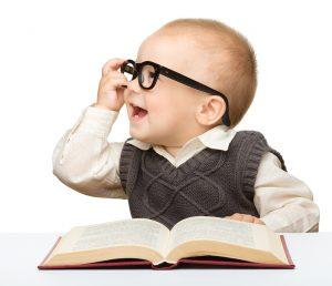 Niño intelectual